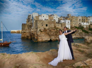 foto matrimonio polignano