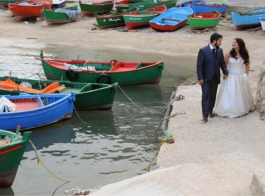 foto matrimonio trani