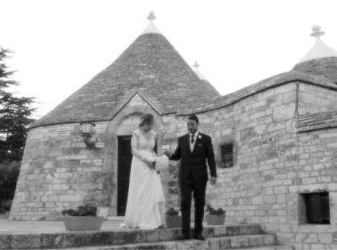 foto matrimonio trulli