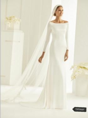 abiti sposa invernali tiffany