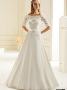 abito sposa invernale aspen