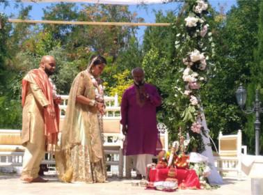 il matrimonio indiano