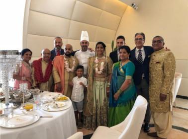 matrimonio indiano invitati