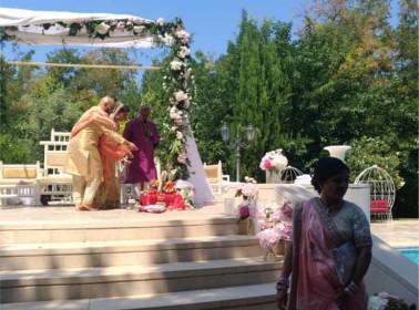 matrimonio indiano rito