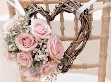 matrimonio shabby allestimenti floreali