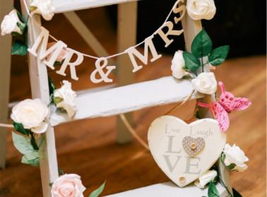 matrimonio shabby allestimenti
