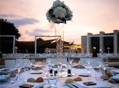 luxury wedding tavoli
