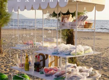 sposarsi spiaggia settembre allestimento