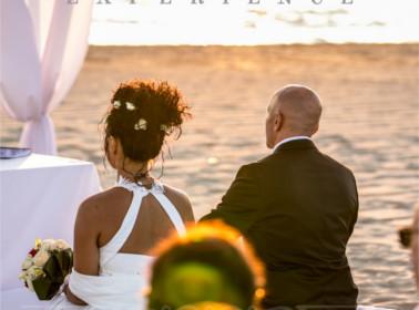 sposarsi spiaggia settembre sposi