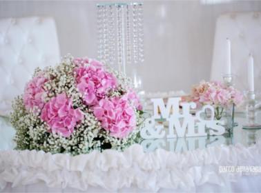 matrimonio lago tavoli