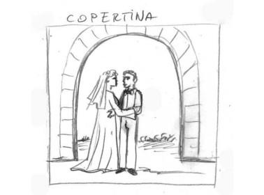 matrimonio fumetti copertina