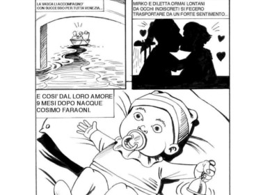 matrimonio fumetti pagine