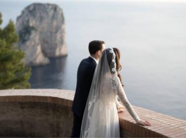 matrimonio in italia capri