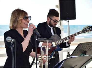 band matrimonio spiaggia
