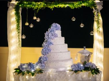 matrimonio esclusivo torta