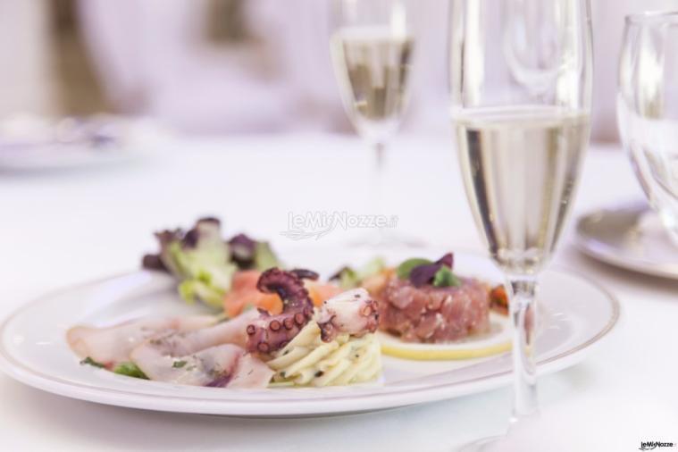 Menu di matrimonio con pesce crudo: sì o no?
