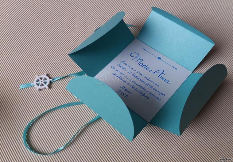 5 idee per partecipazioni di matrimonio originali
