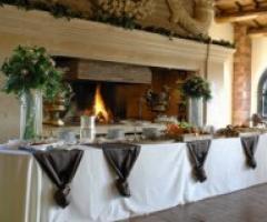 Il catering per il tuo matrimonio: non solo buono ma anche bello