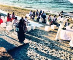 Voglia di matrimonio in spiaggia