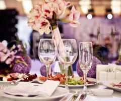 Carne o pesce? Ecco un menu di nozze che mette d'accordo tutti