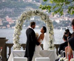 4 consigli per organizzare un matrimonio vista lago