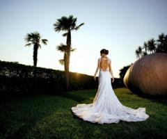 Matrimonio da favola nel verde