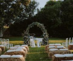 Il matrimonio country