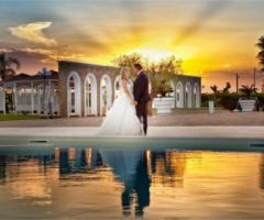 Il matrimonio al lago