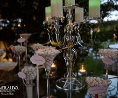Lo Smeraldo Ricevimenti - Il buffet di confetti