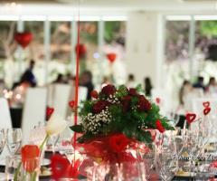Villa Ciardi - I colori per la festa di nozze