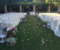 Masseria San Lorenzo - Il rito civile