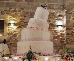 Antica Masseria Martuccio - Torta nuziale