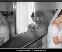 Fabrizio Foto - La sposa prima del matrimonio