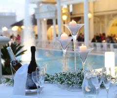 Lo Smeraldo Ricevimenti - Per l brindisi a bordo piscina