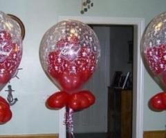 La Pirotecnica Pugliese - Decorazioni con palloncini per il matrimonio