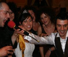 Animazione matrimoni - Karaoke appassionato