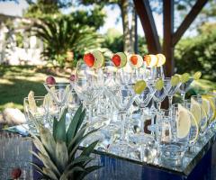 Villa Valente - Gli aperitivi