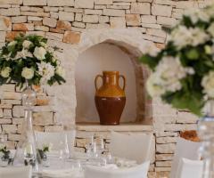 Masseria Bonelli - Un particolare della Masseria