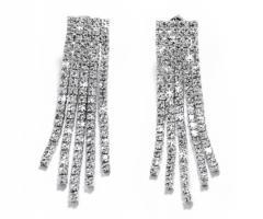 Orecchini in lega argento della collezione Wedding Luxury