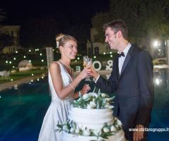 Elisabetta D'Ambrogio Wedding Planner - La torta di nozze