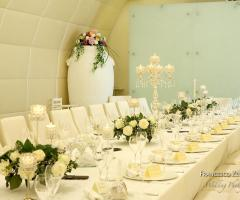 Villa Ciardi - La sala del ricevimento di nozze