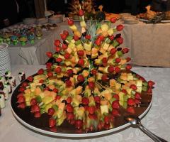 Villa Valente - Composizioni di frutta