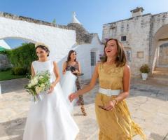Masseria Luco - Ecco la sposa