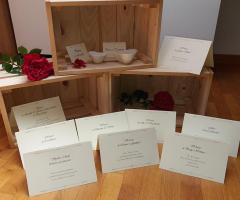 Sara Carloni Studio - Cavalieri tavoli e confettata