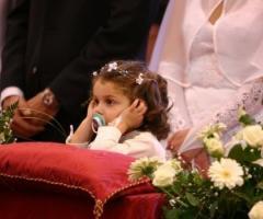 Foto della cerimonia di nozze in chiesa