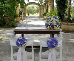 Antica Masseria Martuccio - Il rito civile all'aperto
