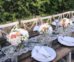 Masseria Eccellenza - Dettagli della tavola