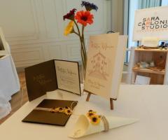 Sara Carloni Studio - Matrimonio con girasoli
