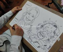 Dimitri Gori - Ritratti e caricature per il matrimonio