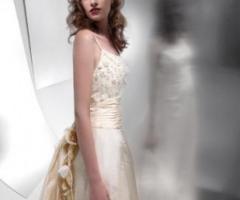 super cute 10d62 096fc La stilista Floranna, creatrice di abiti da sposa, cerimonia ...